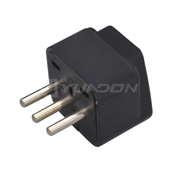 Type L Italy plug Travel adapter