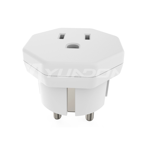 US to Germany French plug Travel adapter