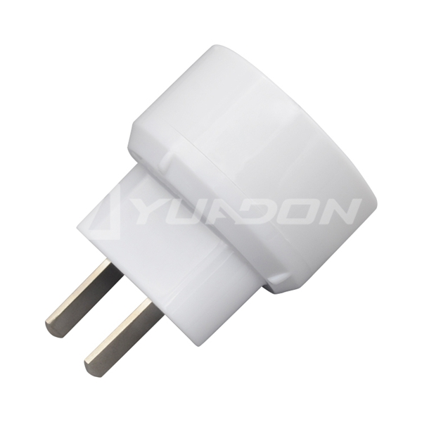 China 2 pin plug Travel adapter
