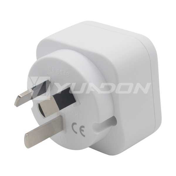 UK to AUS Plug Travel adapter