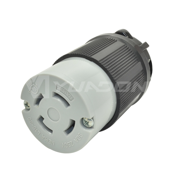 NEMA L15-30R YDL1530C Female NEMA connector