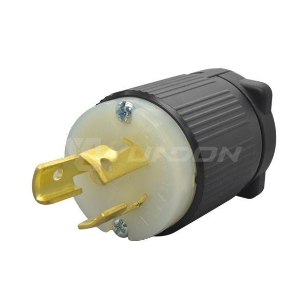 15amp 277 voltage NEMA L7-15P Plug American industrial plug US Twisting Locking Plug