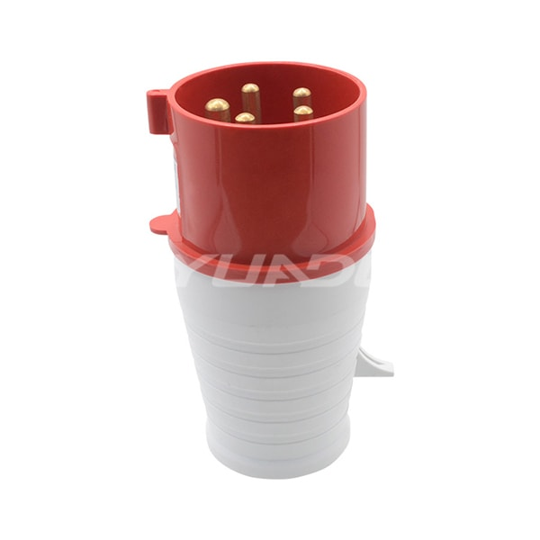 IP44 Industrial Plug 16A 32A 220-380 / 240-415v 5 Pin 015 025 Electric Industrial Waterproof Plug 02