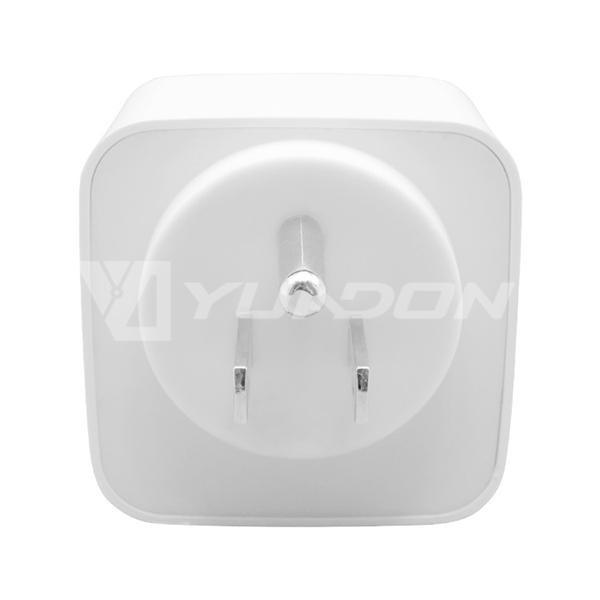 Mini size CE FCC Wifi Plug USA Standard Wireless Smart Home Digital Timer Wifi Plug 04