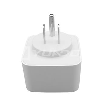 Mini size CE FCC Wifi Plug USA Standard Wireless Smart Home Digital Timer Wifi Plug 03
