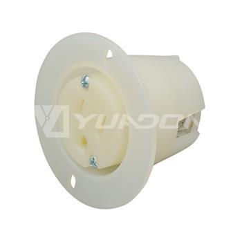 Nema Power Plugs, American Standard Straight Wiring Power Plug