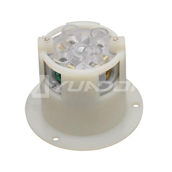 Locking Flanged intlet NEMA L14-30P