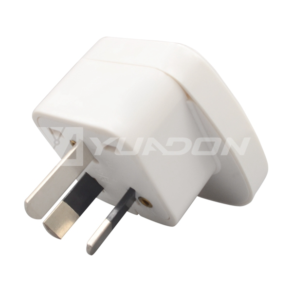 Australia New Zealand Travel adapter with Safety shutter