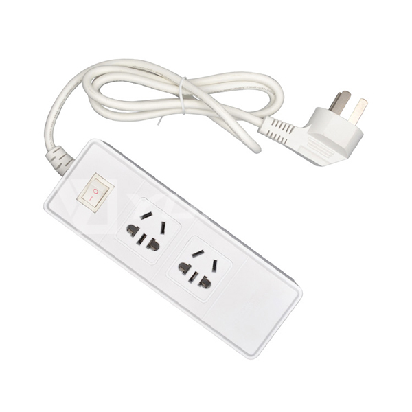 CCC Chinese Power Strip with 4-USB Port AC Outlet 4 Amp Switch Power Charging Outlet 02
