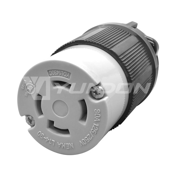 Generator Plug Factory, Cooper Wiring Devices Receptacle Twist Lock Connector