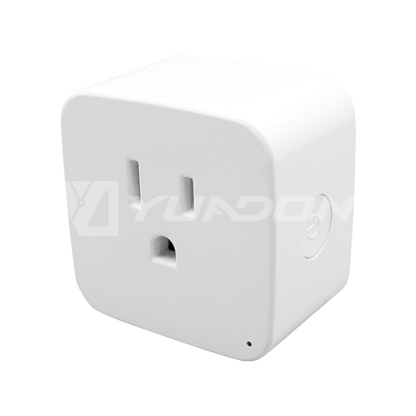 Mini size CE FCC Wifi Plug USA Standard Wireless Smart Home Digital Timer Wifi Plug 05