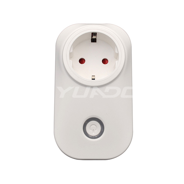 WiFi Smart Socket EU Plug Wifi Wireless Remote Control Socket Smart Timer Outlet